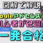 【2021更新】GoogleAdSense 審査 初心者が2週間一発合格データ