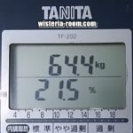 #21【目指せ-17kg!40代からのダイエット6月の結果】