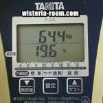 #28【目指せ-17kg!40代からのダイエット1月の結果】