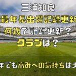 三浦知良がJ1最年長出場記録更新!何歳で記録更新?クラブは?
