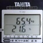 #42【目指せ-17kg!40代からのダイエット3月の結果】